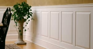 Introducing Easy & Affordable Custom Wainscoting