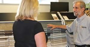 JLM Flooring Department Makes the Job Easier