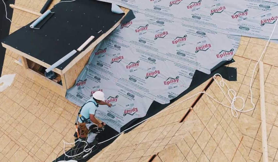 Introducing EPILAY PROTECTITE™ SUPERIOR, an Advanced Synthetic Roofing Underlayment