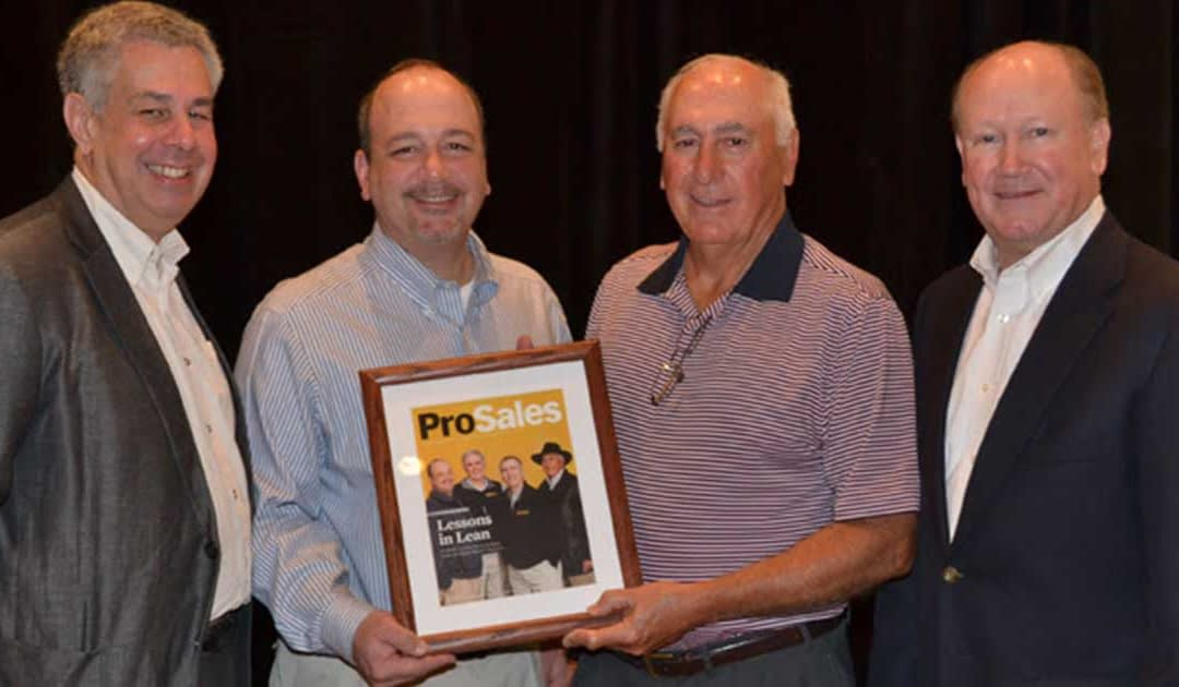 Jackson Lumber & Millwork Honored at LMC's Annual Meeting in Tampa, Florida