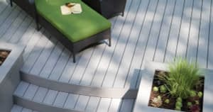 Now Stocking AZEK XLM RiverRock Decking