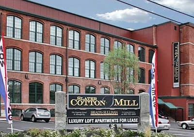 Slater Cotton Mill